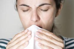 Попадание грибка в организм через дыхательную систему