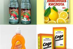 Народные средства для борьбы с плесенью в ванной