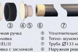 Схема вентиляционного клапана