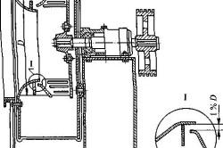 Выверка зазоров при сборке вентилятора