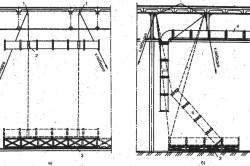 Монтаж круглых воздуховодов, соединяемых на бандажах