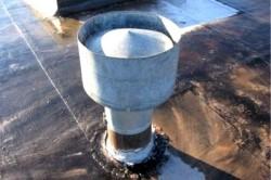 Вытяжные трубы для естественной вентиляции