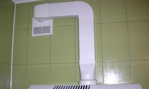 Решетка с  защитной сеткой в системе вентиляции
