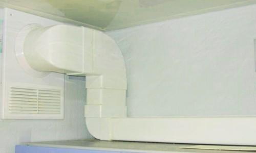 Воздуховод на кухне