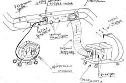 Схема работы воздуховода